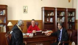 Συνάντηση Δημάρχου Κω με Περιφ. Δντή ΕΘΝΙΚΗΣ για το κλείσιμο του Υπ/τος στην Κέφαλο (ΒΙΝΤΕΟ)