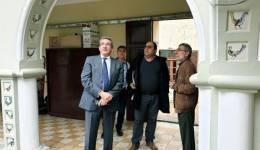 Στη σύσκεψη με τον Υπουργό Δικαιοσύνης,  για τα δικαστήρια Κω και Ρόδου,  ο Περιφερειάρχης, Γιώργος Χατζημάρκος