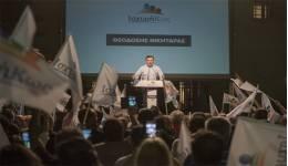 ΘΕΟΔΟΣΗΣ ΝΙΚΗΤΑΡΑΣ,Νίκη από την 1η Κυριακή το μήνυμα της Πλατείας Ελευθερίας