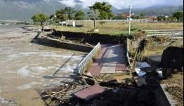 Γενική Γραμματεία Πολιτικής Προστασίας: Δέκα περιοχές της χώρας σε κατάσταση έκτακτης ανάγκης
