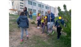 «Ομορφαίνω το Σχολείο μου» Δεντροφύτευση στο Δημοτικό Σχολείο Κεφάλου – Ευχαριστήριο