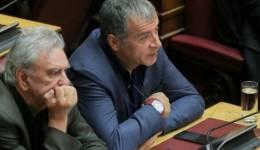 Παραιτήθηκε ο Λυκούδης από αντιπρόεδρος Βουλής -Φυλλορροεί το Ποτάμι