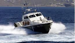 Σύλληψη διακινητή μεταναστών στην Κω μετά από καταδίωξη