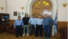 Συναντήσεις Συνδέσμου Ιδιοκτητών ταξί Κω με Δήμαρχο Κω & Αντιπεριφερειάρχη